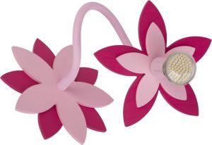 FLOWERS PINK I kinkiet 6893