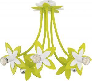 FLOWERS GREEN V plafon 6901