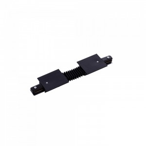 PROFILE RECESSED FLEX CONNECTOR black 8385