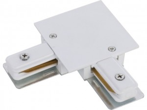 PROFILE RECESSED L-CONNECTOR white 8970