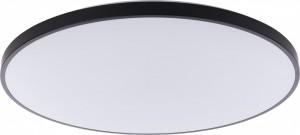 AGNES ROUND LED black M 9163