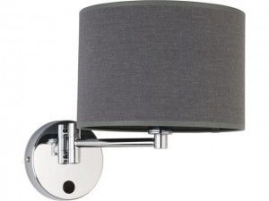 HOTEL grey kinkiet 9303