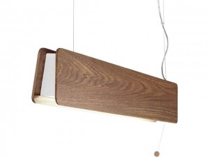 OSLO LED smoked oak 9314