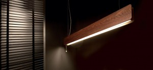 OSLO LED smoked oak 9315