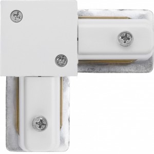 PROFILE L-CONNECTOR white 9456