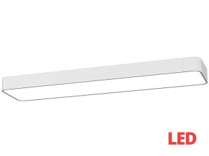 SOFT LED white 90x20 plafon 9533