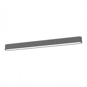 SOFT LED graphite 120x6 plafon 9535