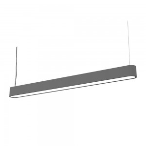 SOFT LED graphite 90x6 zwis 9546