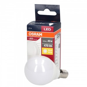 Led Value 5.5W E14 P40