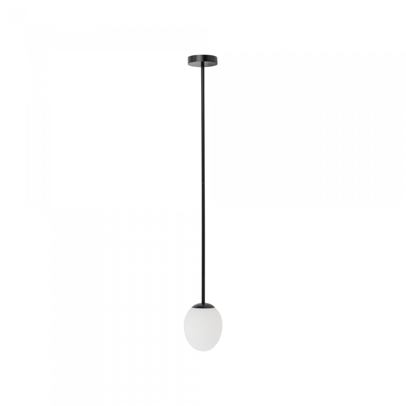 ICE EGG A black 8124 Nowodvorski Lighting
