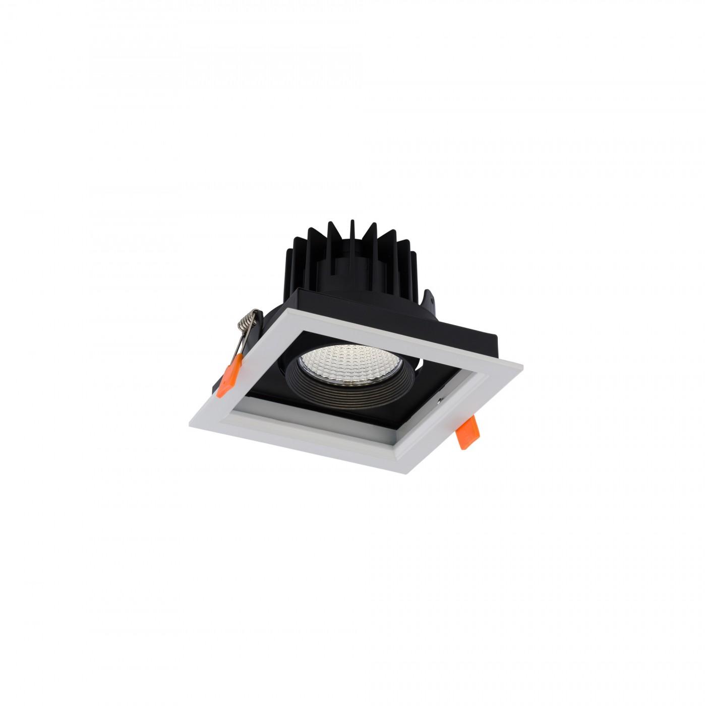 CL DIA LED 18W 3000K white-black 8722 Nowodvorski Lighting