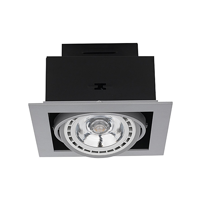 DOWNLIGHT ES111 silver 9573 Nowodvorski Lighting